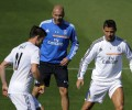 Zidane_real_training